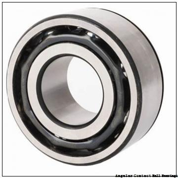 0.984 Inch   25 Millimeter x 2.441 Inch   62 Millimeter x 1 Inch   25.4 Millimeter  EBC 5305 2RS  Angular Contact Ball Bearings