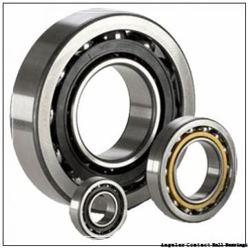 2.559 Inch | 65 Millimeter x 5.512 Inch | 140 Millimeter x 2.311 Inch | 58.7 Millimeter  EBC 5313 2RS  Angular Contact Ball Bearings