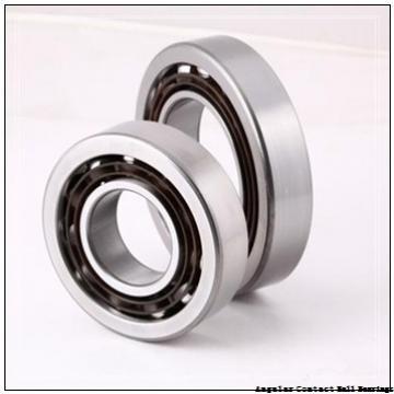 0.984 Inch   25 Millimeter x 2.047 Inch   52 Millimeter x 0.811 Inch   20.6 Millimeter  EBC 5205 ZZ  Angular Contact Ball Bearings