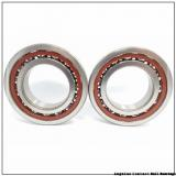 0.472 Inch | 12 Millimeter x 1.26 Inch | 32 Millimeter x 0.626 Inch | 15.9 Millimeter  EBC 5201 2RS  Angular Contact Ball Bearings
